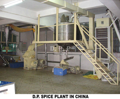 Spice Grinding System